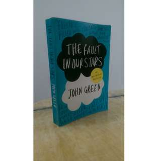 (Read for FREE!!) The Fault In Our Stars - by John Green