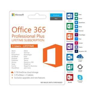 [Genuine] Microsoft Office