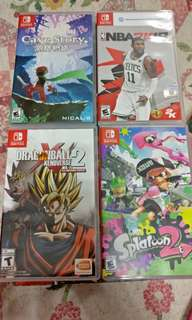 Nintendo Switch Games 4