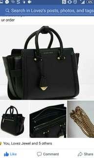 Black bag Charles&Keith