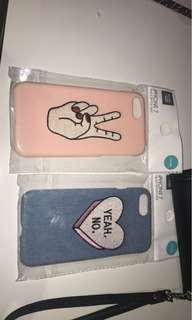 3 Phone cases