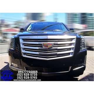 2018 Cadillac Escalade SWB
