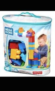 BN Fisher Price Mega Blocks Building Toys