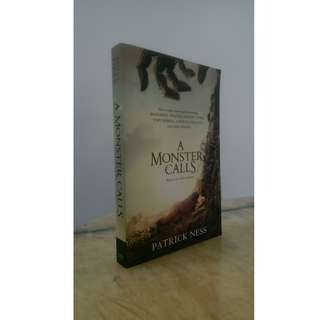 (Read for FREE!!) A Monster Calls - by Patrick Ness