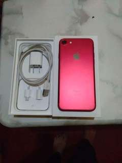 Iphone 7 red edition japan locked