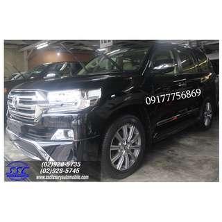 2018 Toyota Land Cruiser VX Platinum Edition Dubai Version