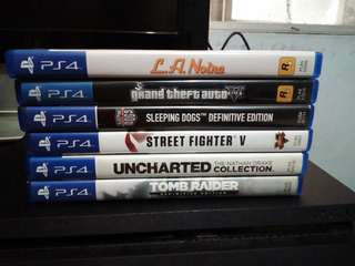 PS4 Bundle Games