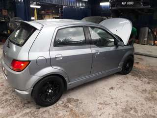 Proton Savvy 1.2cc Manual