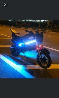 96v Saso Bike ( Test Market )