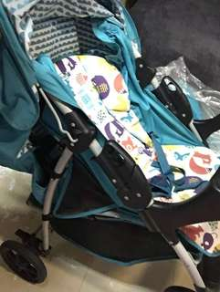 Brandnew Graco Stroller and Stroller with Carseat