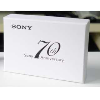 🚚 SONY  70週年相機杯墊