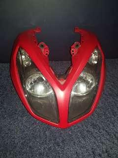 X1R Headlight