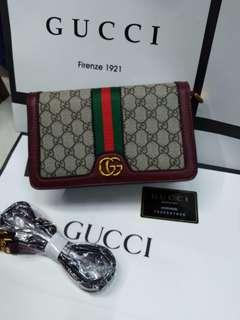 Gucci Clutch/Sling Bag