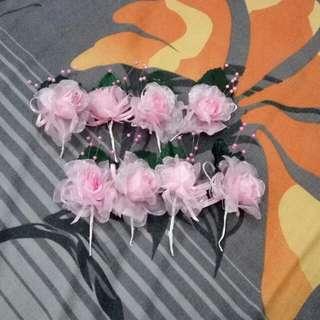 Pin Bunga