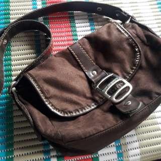 Original Charles & Keith Moccasin Sling bag