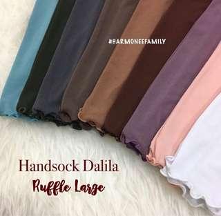 Handsock Dalila Ruffle Large