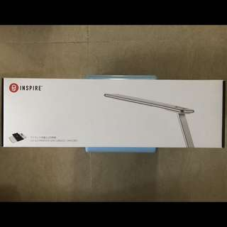 INSPIRE LP1 無線充電LED檯燈 LED light with wireless charging pad