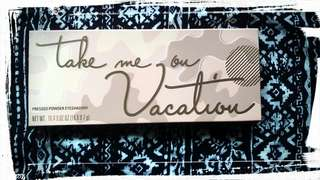 Authentic Kylie cosmetics vacation palette