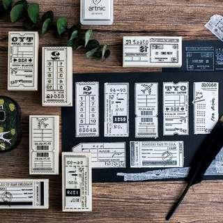 Travel Series Stamp