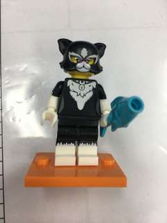 Lego人仔 18代 貓
