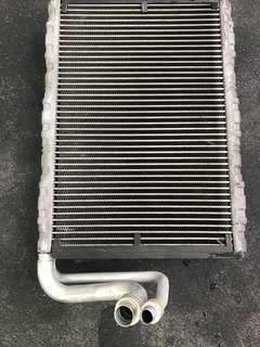 Car air con meceders Benz c180 replace cooling coil