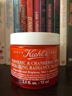 Kiehls Turmeric Cranberry Seed Mask