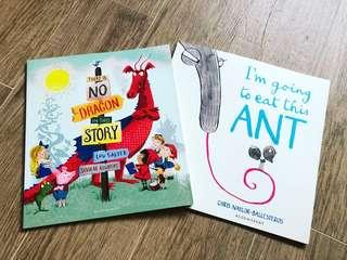 The Uncustomary Animals Book Set
