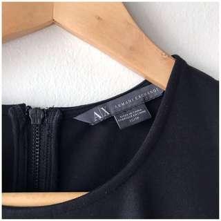 Armani Exchange AX blouse top