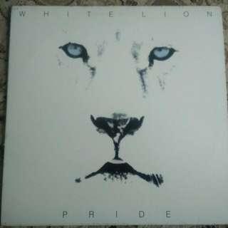 LP White Lion - Pride