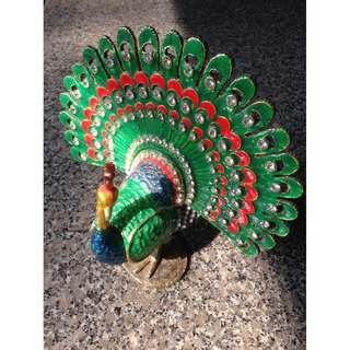 Peacock Deco