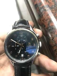 jam tangan tag heuer cal 1887