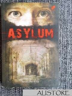 Novel Fiksi Asylum, 2014, Madeleine Roux, Bhuana Sastra