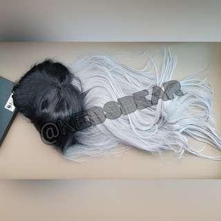 Gray Ombre Wig