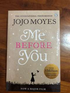 🚚 Me Before You ❤️