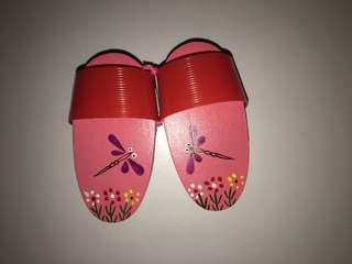 Cute Clog Magnet for just $3