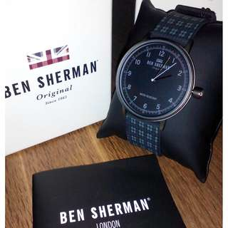 Ben Sherman™ Casual Watch