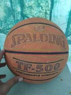 Bola Basket Spalding Ori