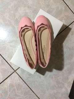 SOPHIE&SAM 粉紅色鞋 原價2680特價1500