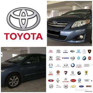 car vehicle rent rental service