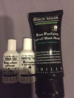 for blackheads and whiteheads