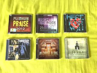 Modern Christian Songs CD