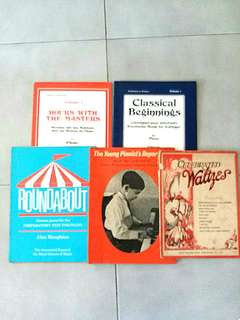 Piano Music Books