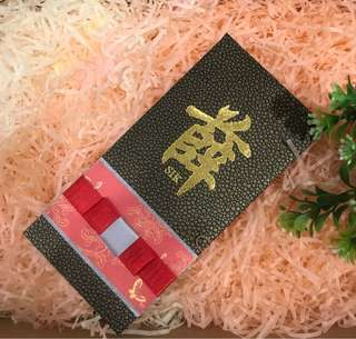 Customize red packets, Ang Pow, Ang Pau