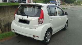 Myvi For Rental