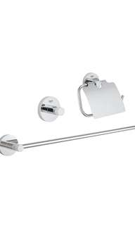 *Sold- Awaiting new stocks* New Grohe bathroom essentials