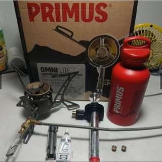 PRIMUS 321985 OmniLite™ Ti 多燃料 遠征汽化爐