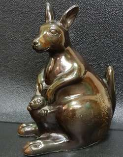 Vintage Piggy Bank of Kangaroo