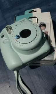 Instax mini 9 good as new
