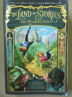 🚚 The Land Of Stories-The Wishing Spell