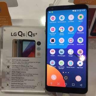 LG Q6 plus Ram 4